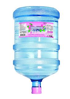 mineral water 19L