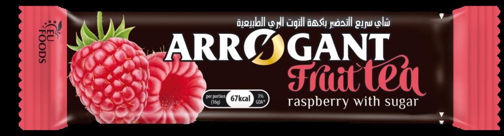 raspberry 2 instant tea