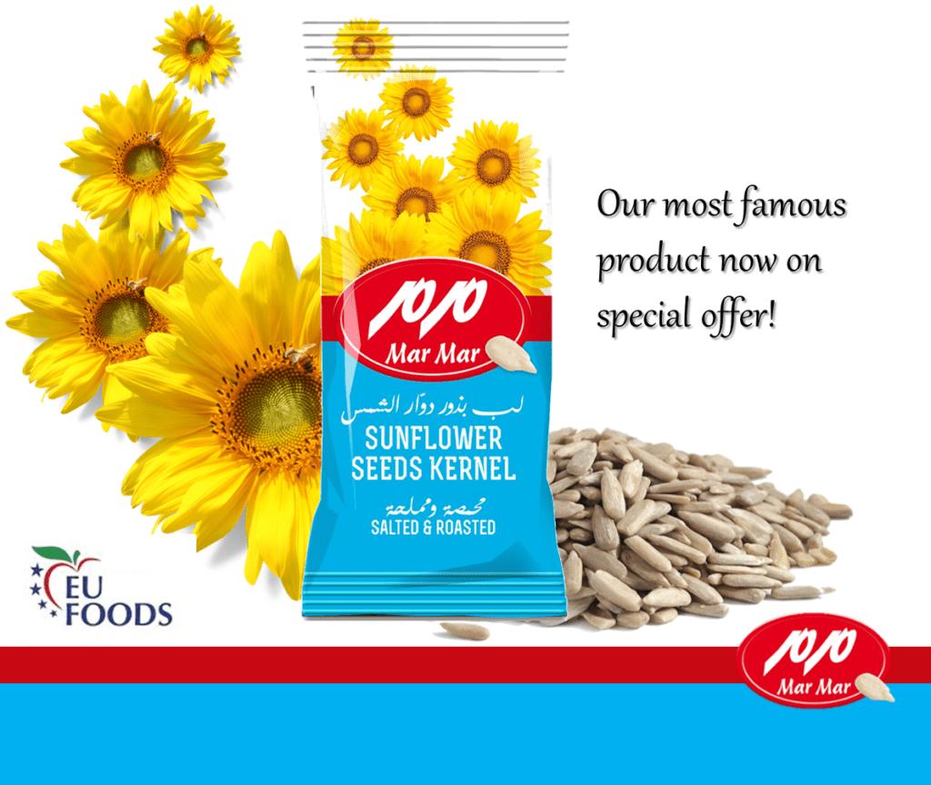 sunflower seeds 35 gr