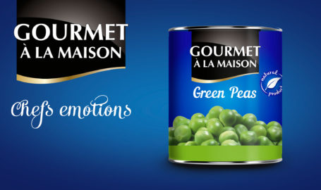 canned green peas banner