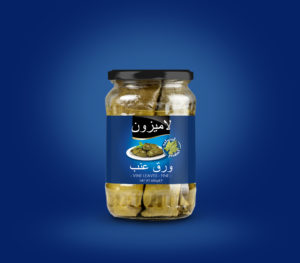 La Maisone vine leaves