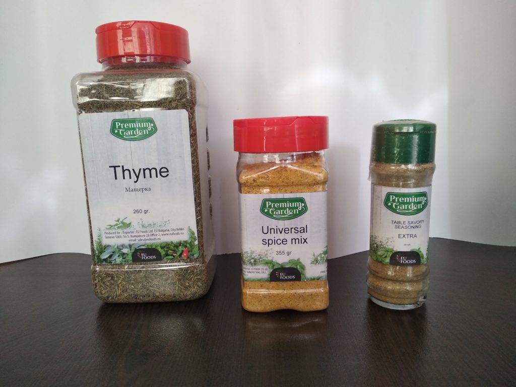 spice packages