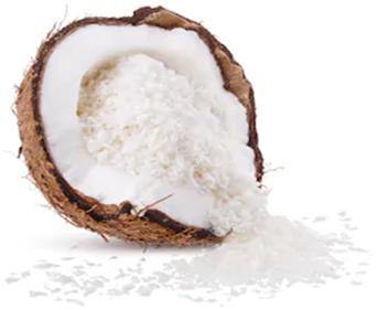 coconut sprinkles