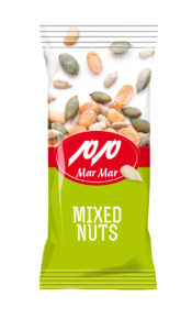 mixed nuts- sunflower seeds, pumpkin seeds and soy beans