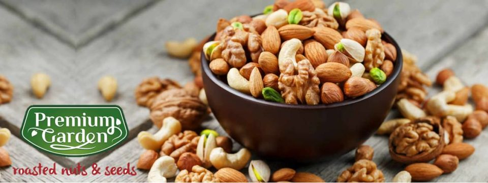 Nuts and seeds PG banner