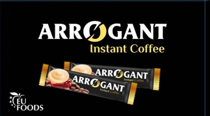 instant coffee in sachets