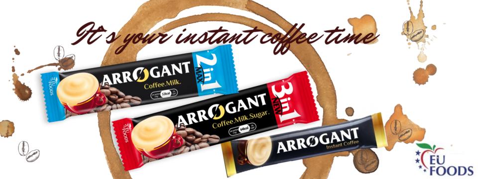instat coffee trio
