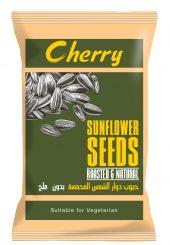 Sunflower seeds with salt
