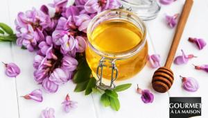 linden honey picture